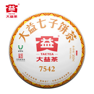 raw pu erh tea cake