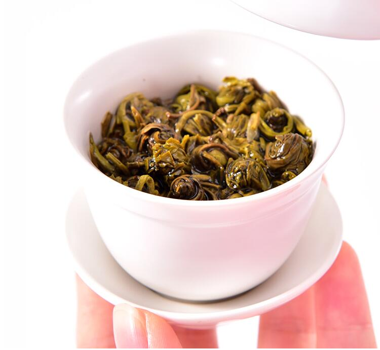 jasmine scented green tea