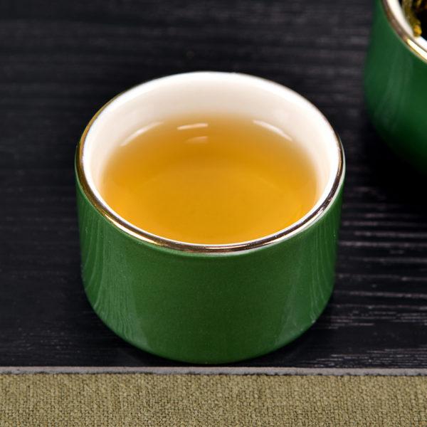taiwan dong ding oolong tea