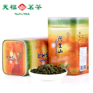 jin xuan oolong tea
