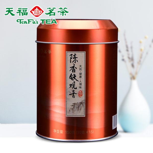iron buddha tea