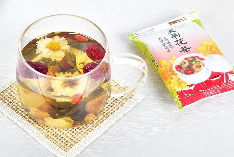 ba bao cha tea